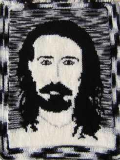 Baba in black&white